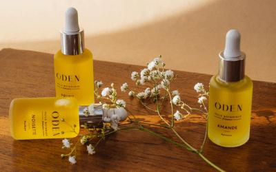 Huiles végétales cosmétiques : 10 questions à la marque française Oden