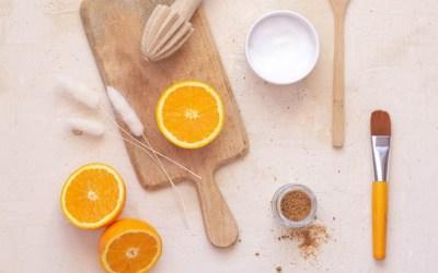 3 recettes de beauté avec les ingrédients de la cuisine