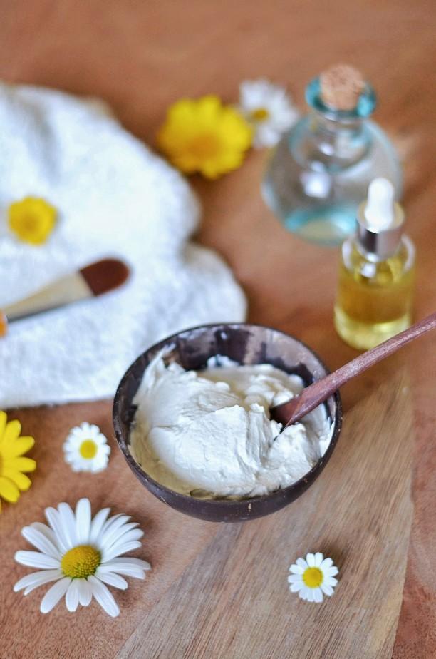 soins beauté naturels pour peaux sensibles