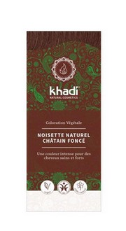 coloration végétale naturelle cheveux khadi