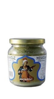 henné naturel shiraz