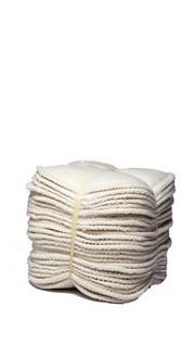 disques cotons à démaquiller lavables et réutilisables