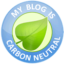 My blog is carbon neutral (mon blog est neutre en carbone)