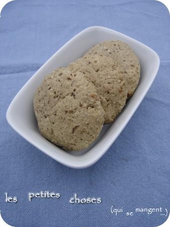Biscuits full avoine pour les amoureux d'avoine