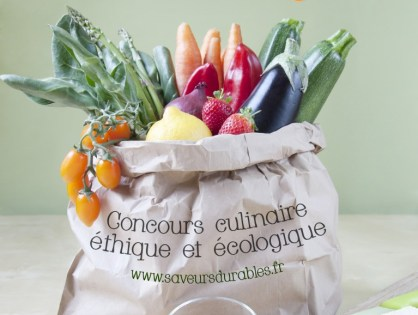 """""""Saveurs durables, saveurs véganes"""" Concours de cuisine végétale, éthique et écologique"""