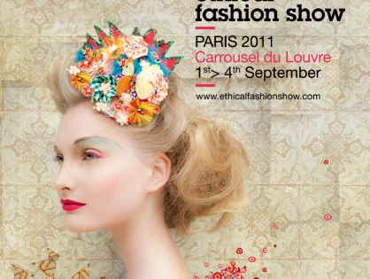 L'Ethical Fashion Show commence demain !!!