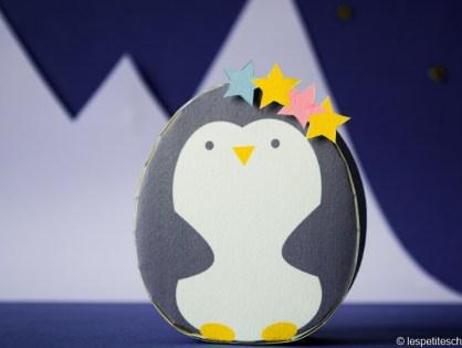 Les Pingouins Chic-Chic de Pomponette