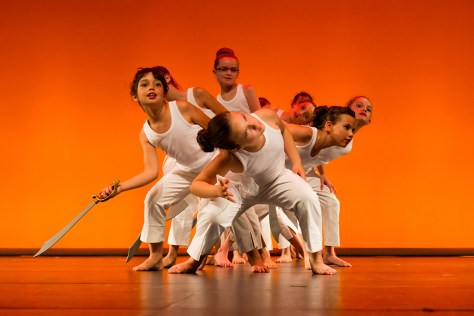 Danse Contemporaine (Gala 2014)