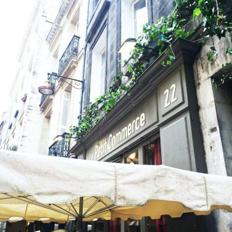 Le petit commerce Bordeaux