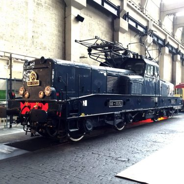 Grand Train Paris