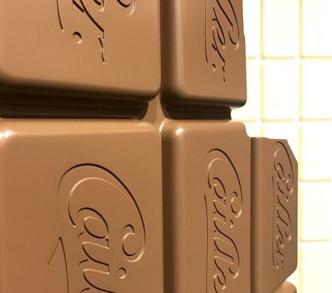 Oh, du chocolat géant