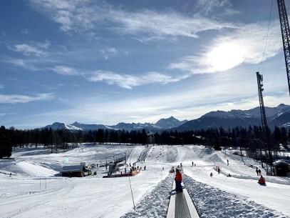 SnowIsland - Crans-Montana