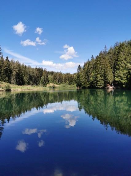 Merveilleux Lac de Miriouges