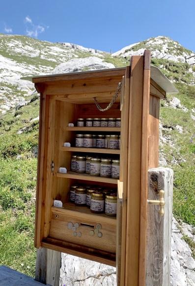 Le miel de Sardona