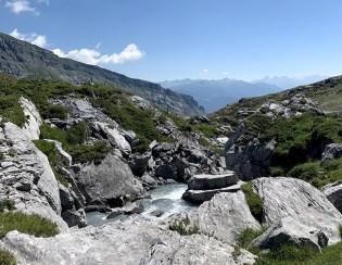 Haut Lieu tectonique Sardona