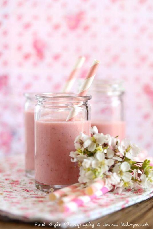 petit-déjeuner sain smoothie