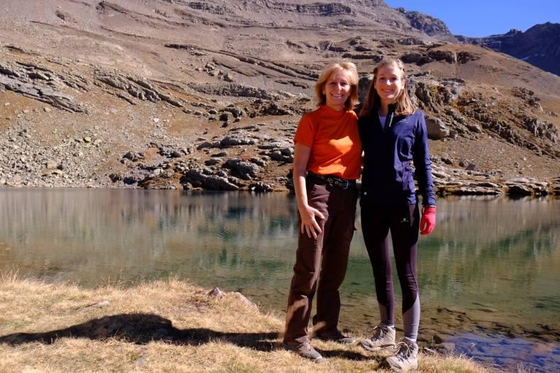 lac des pisses écrins champsaur