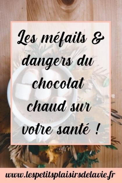 méfaits danger lait chocolat chaud