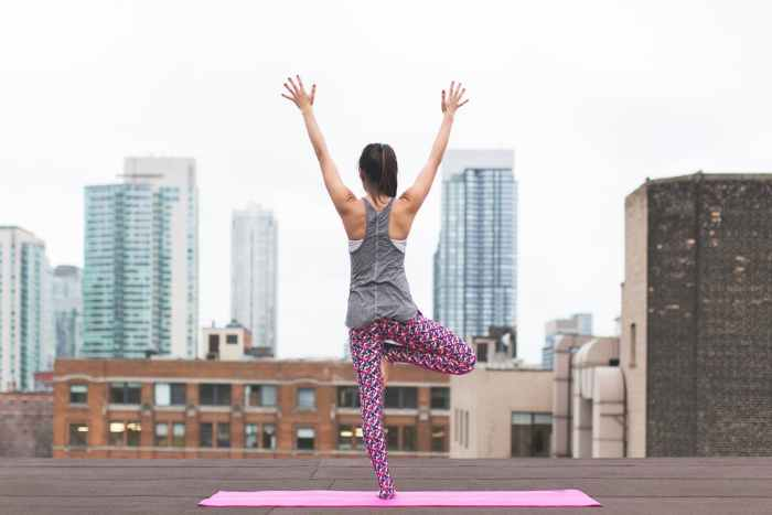 rééquilibrer l'énergie corporelle se recentrer sur soi