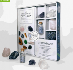 coffret lithotherapie