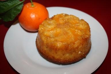 Gâteau aux clémentines Moule Grands Ronds de Guy Demarle