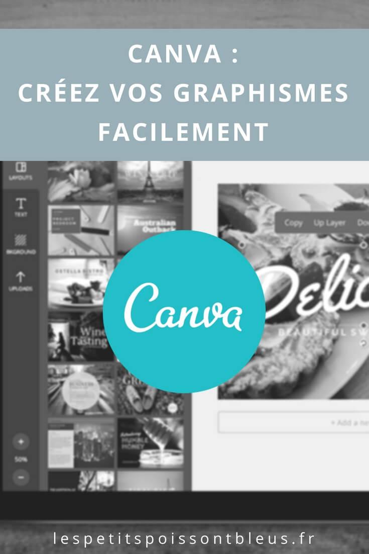 Créer des graphismes avec Canva
