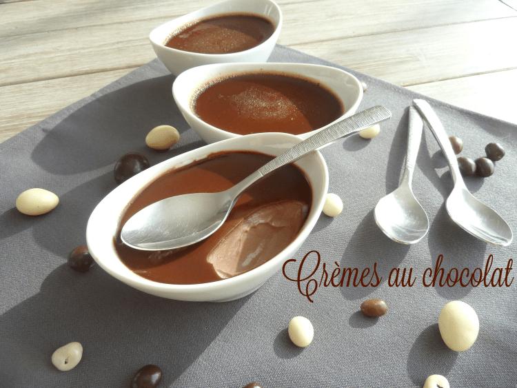 recette de la crème au chocolat façon la laitière