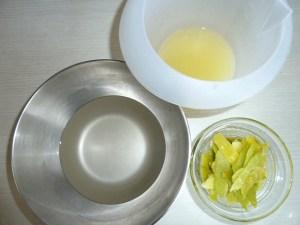 recette de la citronnade