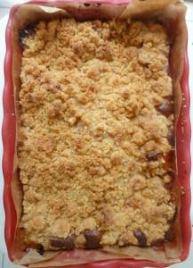 crumcake abricots