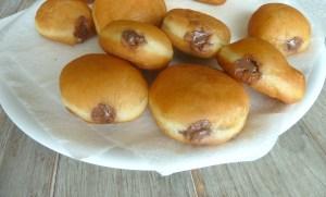 beignets au nutella
