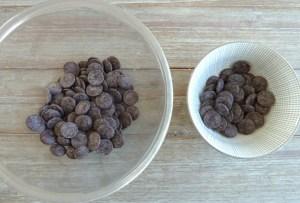 mendiant au chocolat
