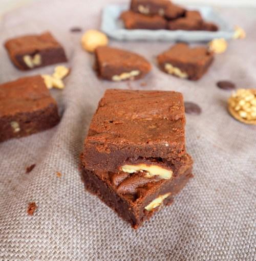 recette du brownies chocolat et noix