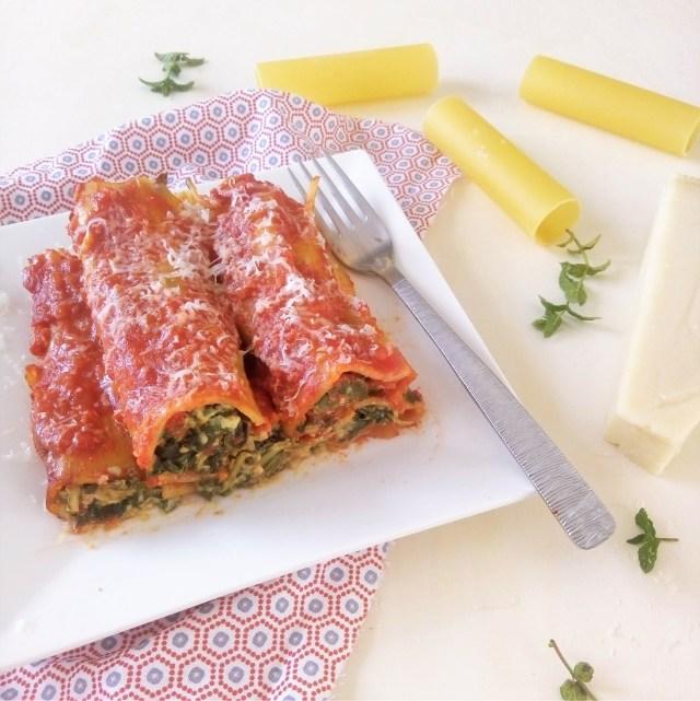 cannelloni aux blettes et brocciu