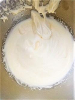 pâte à génoise