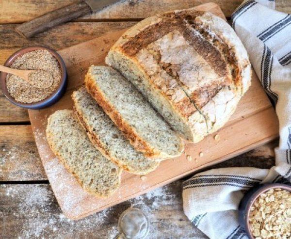 pain cocotte aux graines