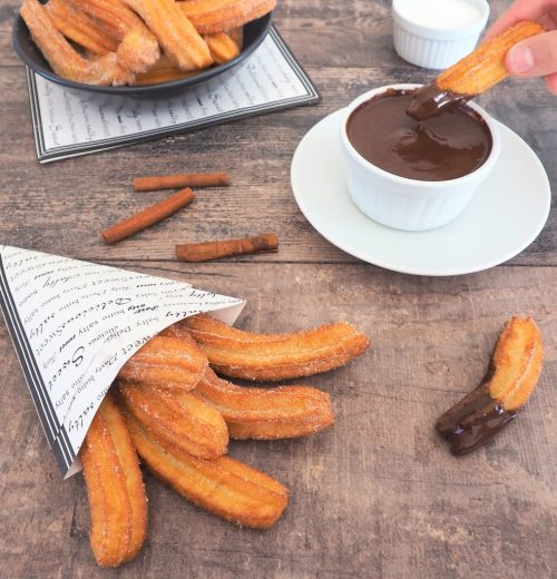 churros de christophe michalak