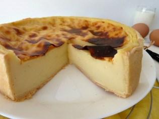 tarte au flan