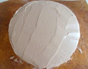 Layer cake nutella 5