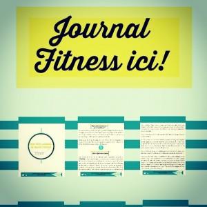 Petit journal de Succès Fitness