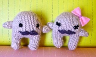M. & Mme Moustache 2