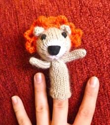 Marionnettes à doigt