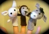 Marionnettes à doigts / Finger puppets