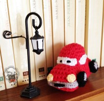 Voiture Cars au crochet