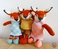 Tricot renards