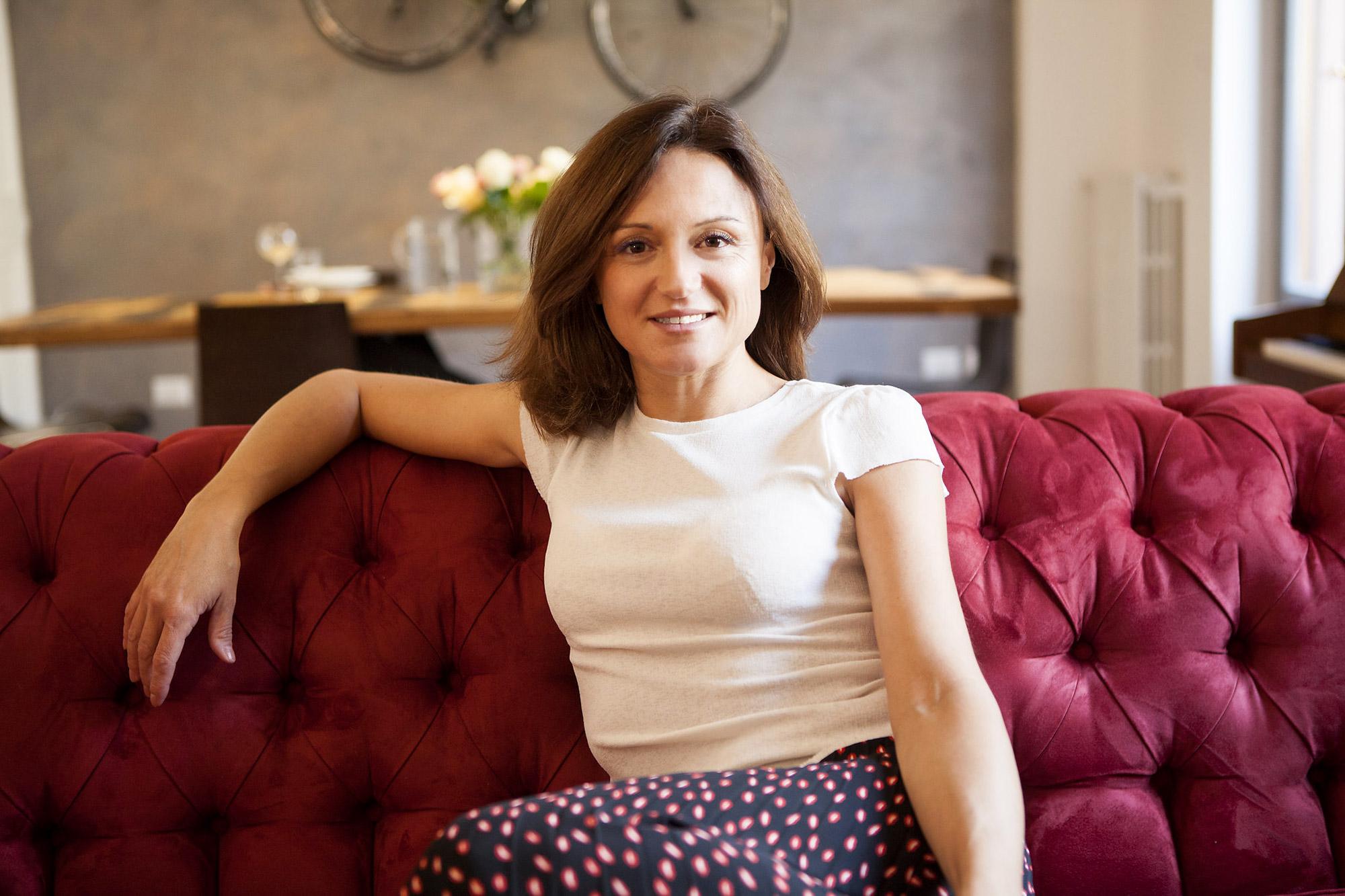 Valeria Farina, Ospito e organizzo eventi a Milano