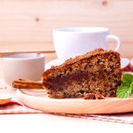 Una fetta di torta con Lavinia
