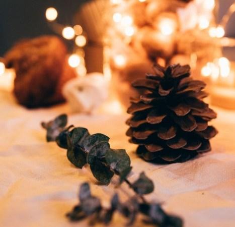 Une déco de table au top pour les fêtes !
