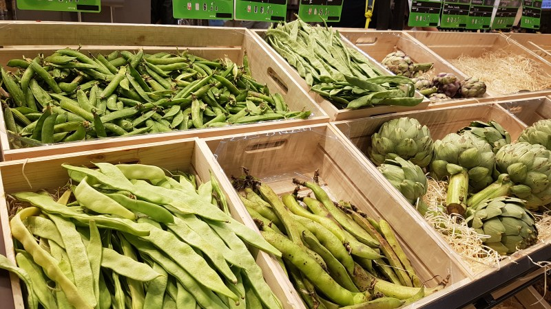 Carrefour bio, au delà des clichés sur la grande distribution