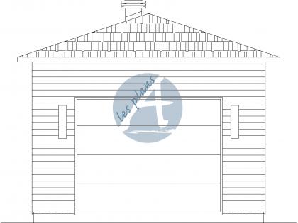 Plan De Garage Les Plans Architectura Plan De Maison Rive Sud