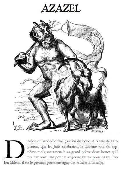Démons, une iconographie de Louis Breton